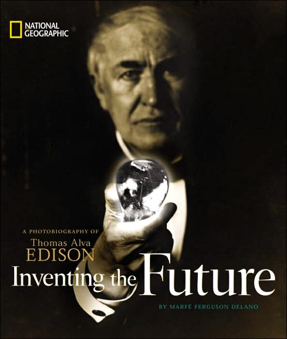 A photobiography of Thomas Alva Edison