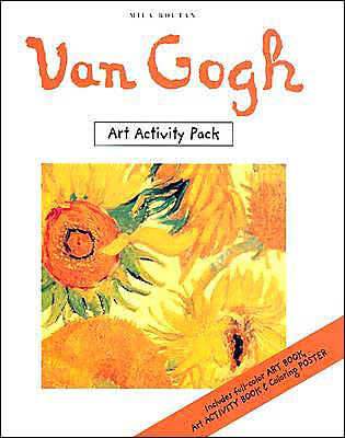 Art Activity Pack Van Gogh