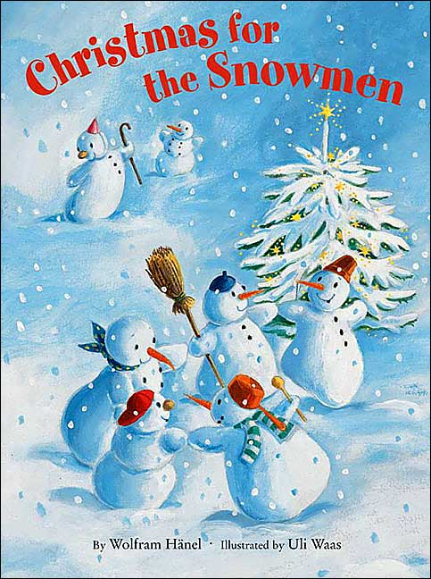 The Snowman Cartoon Image