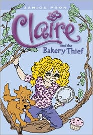 Clarie and the Bakery Thief