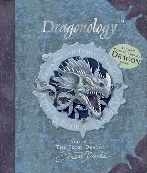 Dragonology The Frost Dragon Species Guide