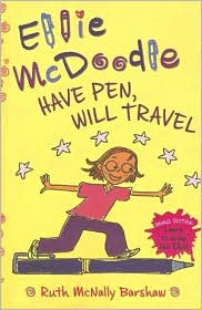 Ellie McDoodle Have pen will travel