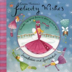 Felicity Wishes Snowflakes and Sparkledust