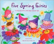Five Spring Fairies