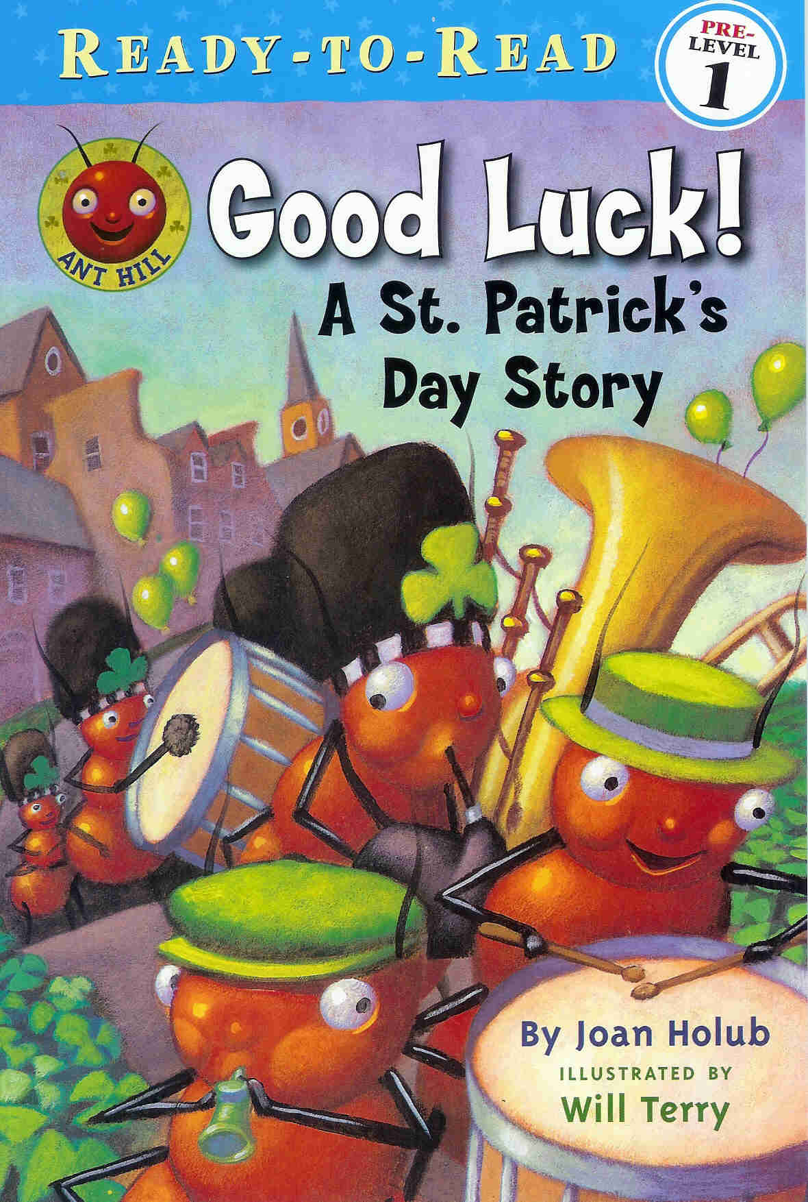 Good Luck A St Patrick's Day tale