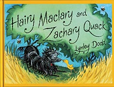 Hairy Maclary and Zachary Quack