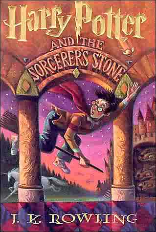 harry potter books series. Harry Potter and the