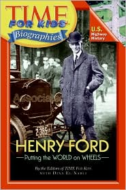 Henry Ford Putting the World on wheels