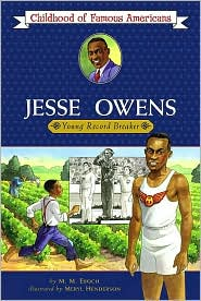 Jesse Owens Young Record Breaker
