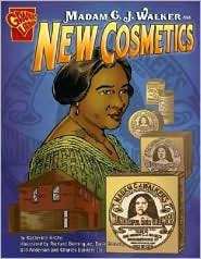 Madam C J Wallker and new cosmetics