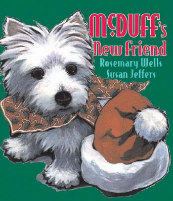 % McDuff's Hide-and-Seek : Lift the Flap-Pull the Tab by Rosemary Wells (2004)