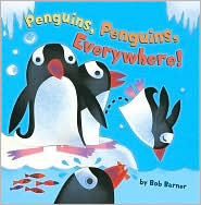 Penguins penguins everywhere