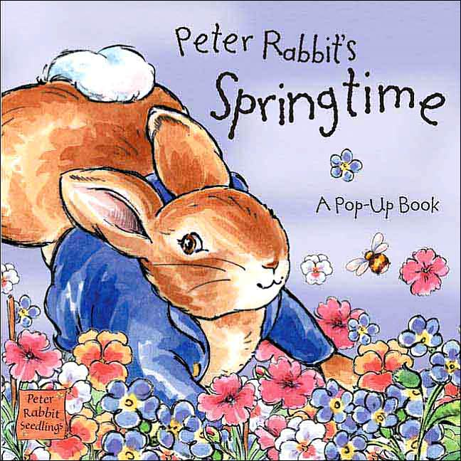 Peter Rabbit's Springtime