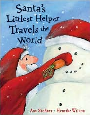 Santa's Little Helper Travel's the world