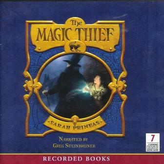 The Magic Thief Audio