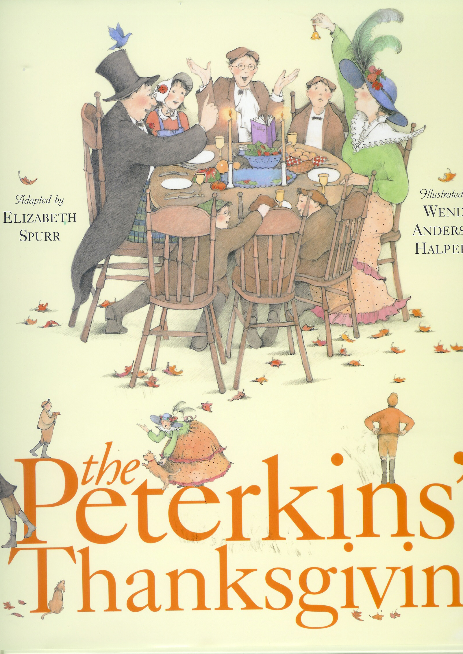 The Perkins Thanksgiving