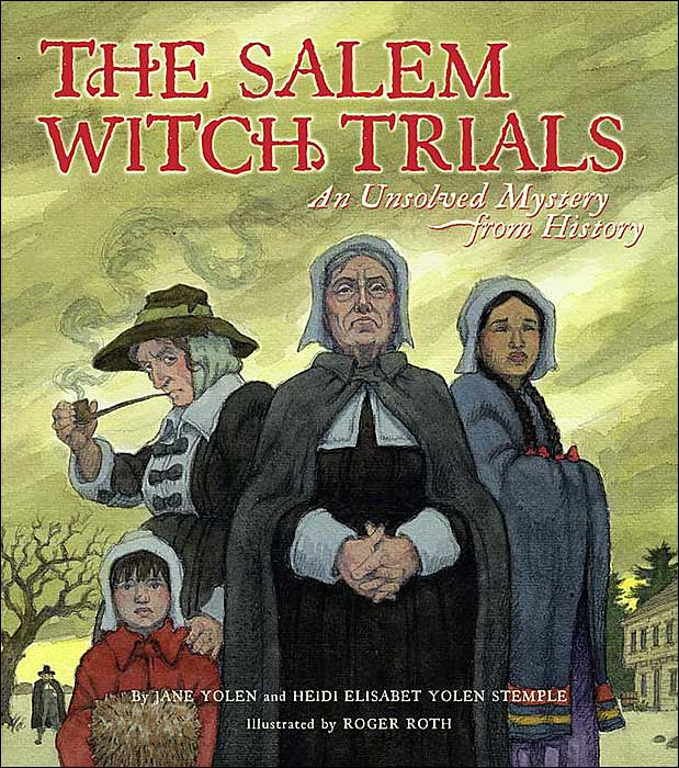 The Salem Witch Trials: An Unsolved Mystery for History