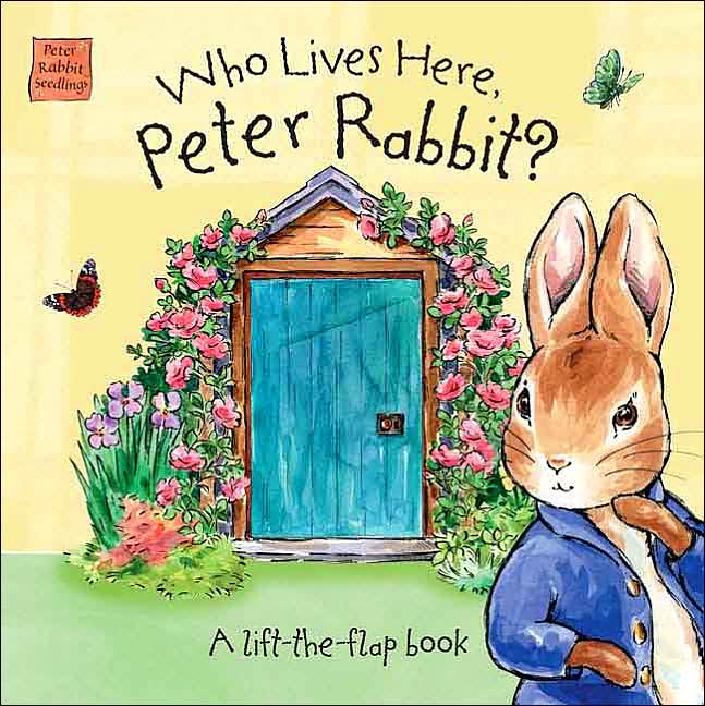 Who Lives here Peter Rabbit