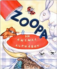 Zoopa and animal alphabet